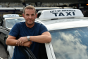 """Taxi driver Philip Craig said the situation was """"a joke""""."""