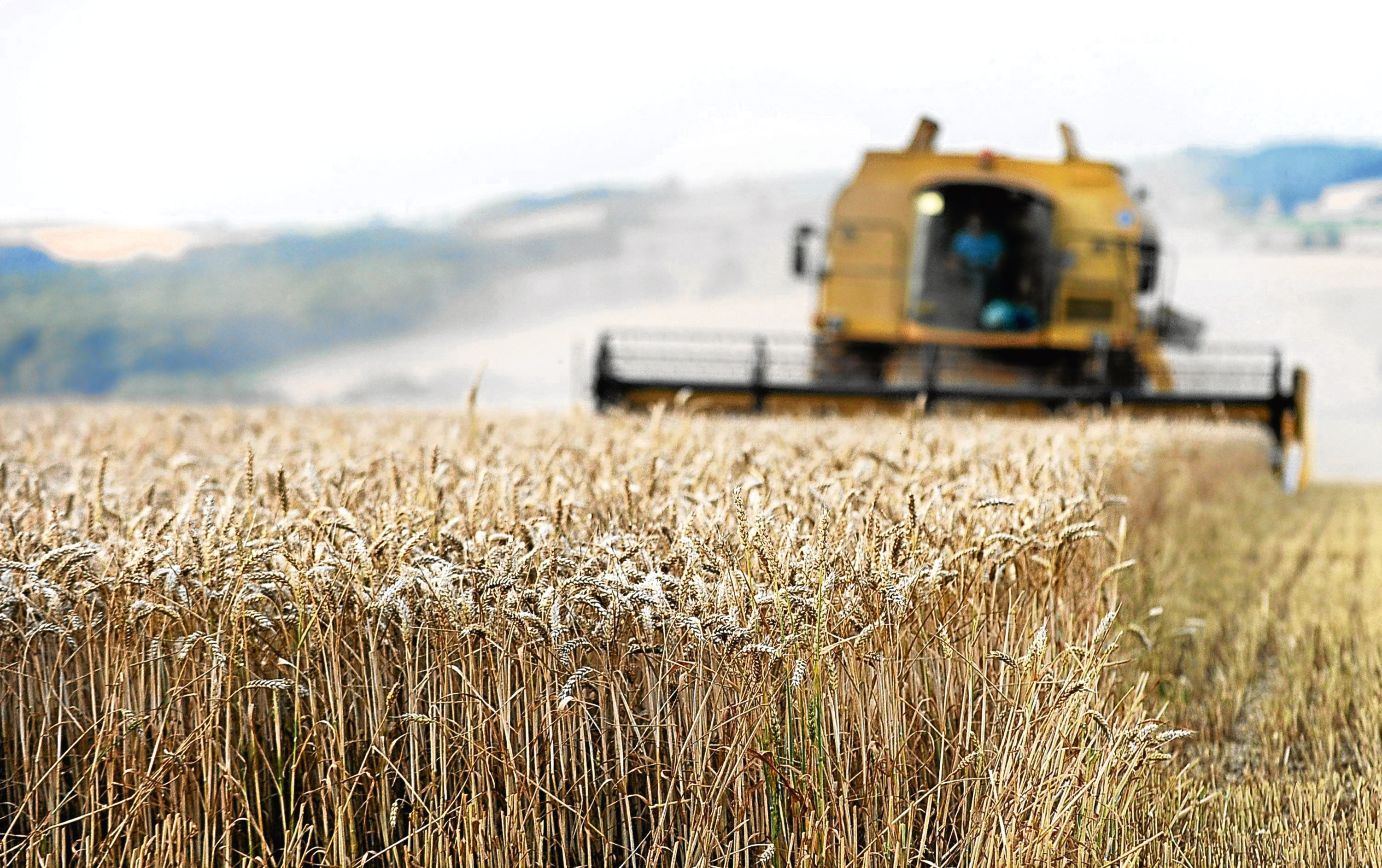 NFU Scotland says the figures should be looked at with caution.