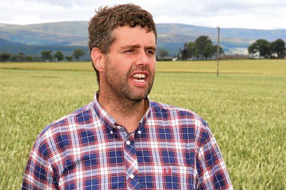 Peter Chapman of South Redbog won the top award.