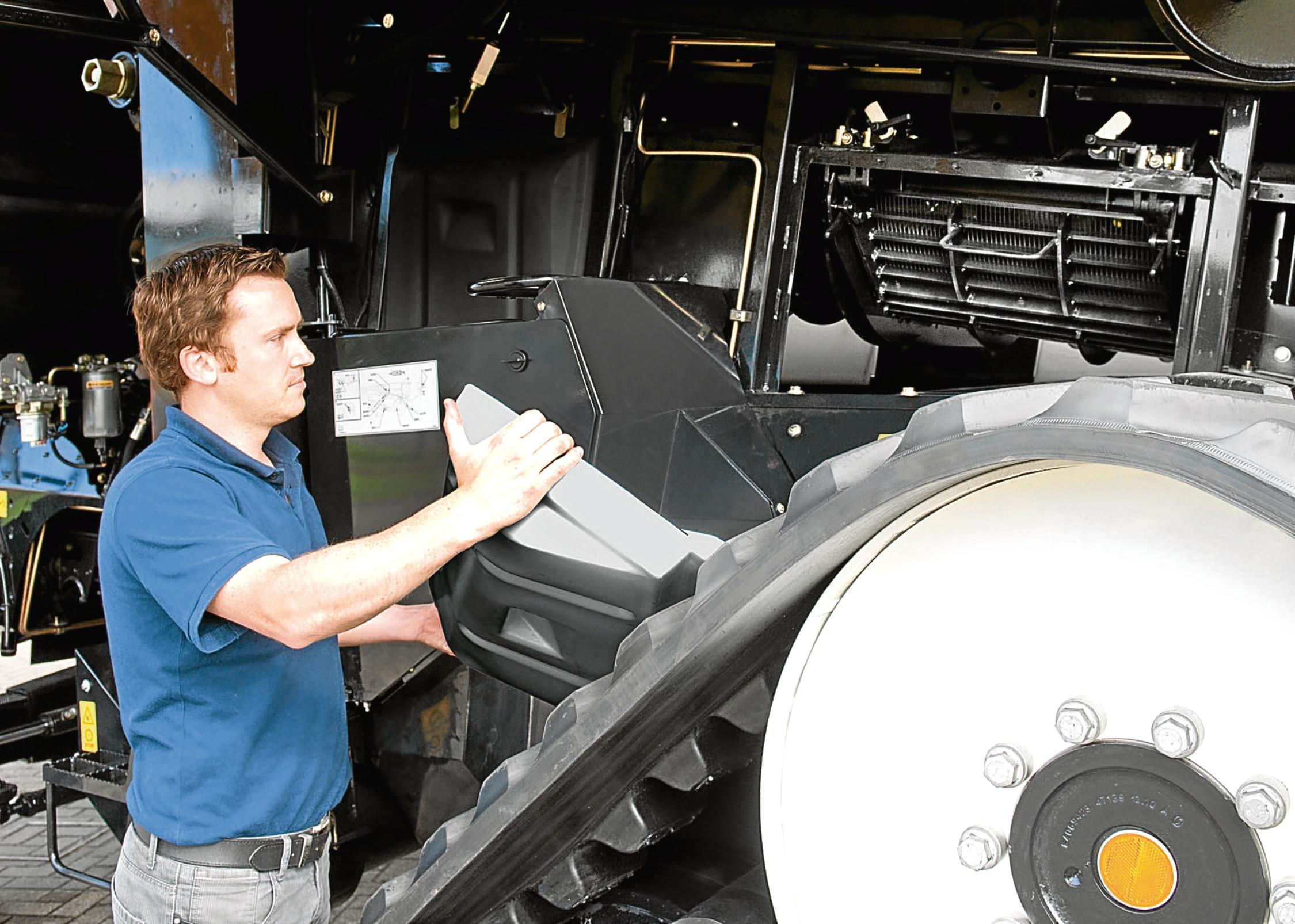 New Holland apprenticeship scheme