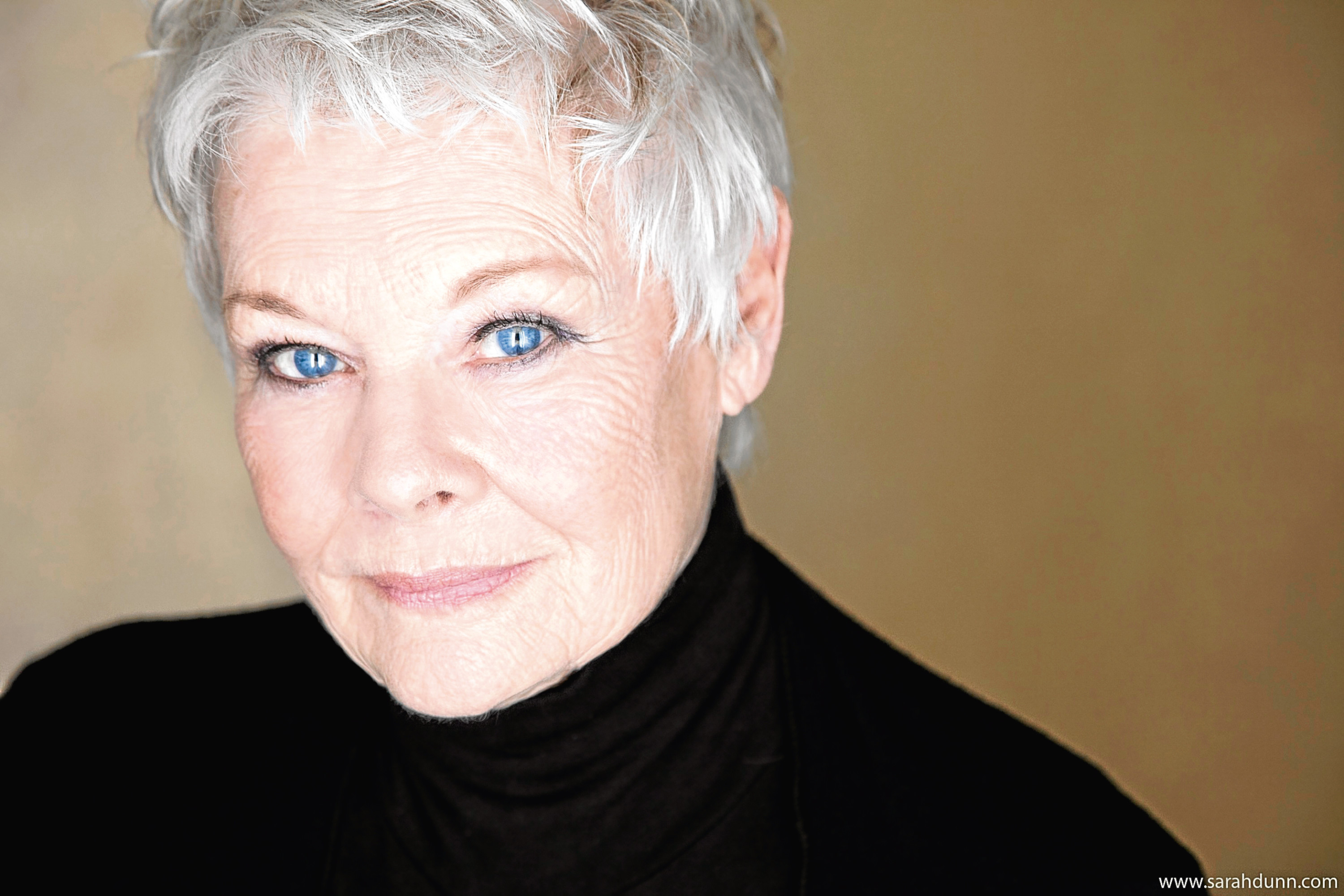 Dame Judy Dench Will Aid