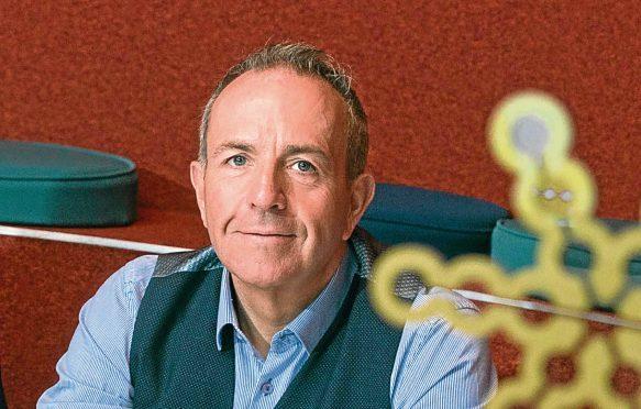 Professor Gary McEwan, Chief Executive of Elevator