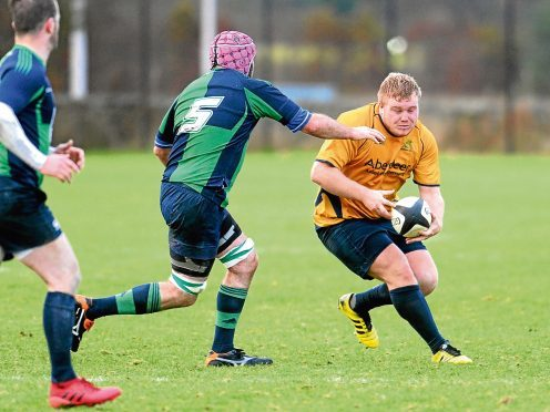 Gordonians skipper Tom Williams is expecting a tough game in Orkney.