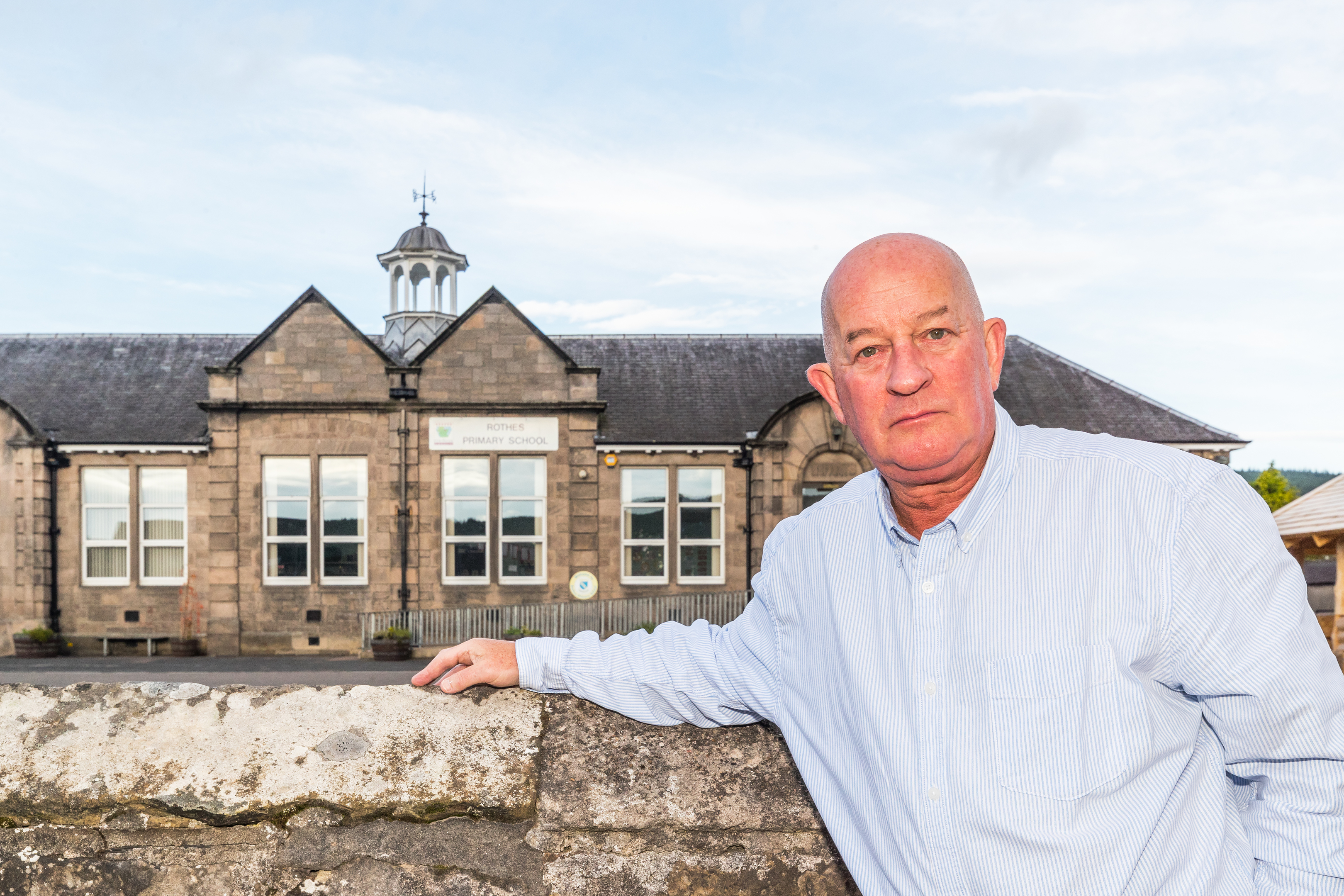 "Speyside Glenlivet councillor Derek Ross believes a ""worrying"" amount of learning support teachers are being used to cover classes."