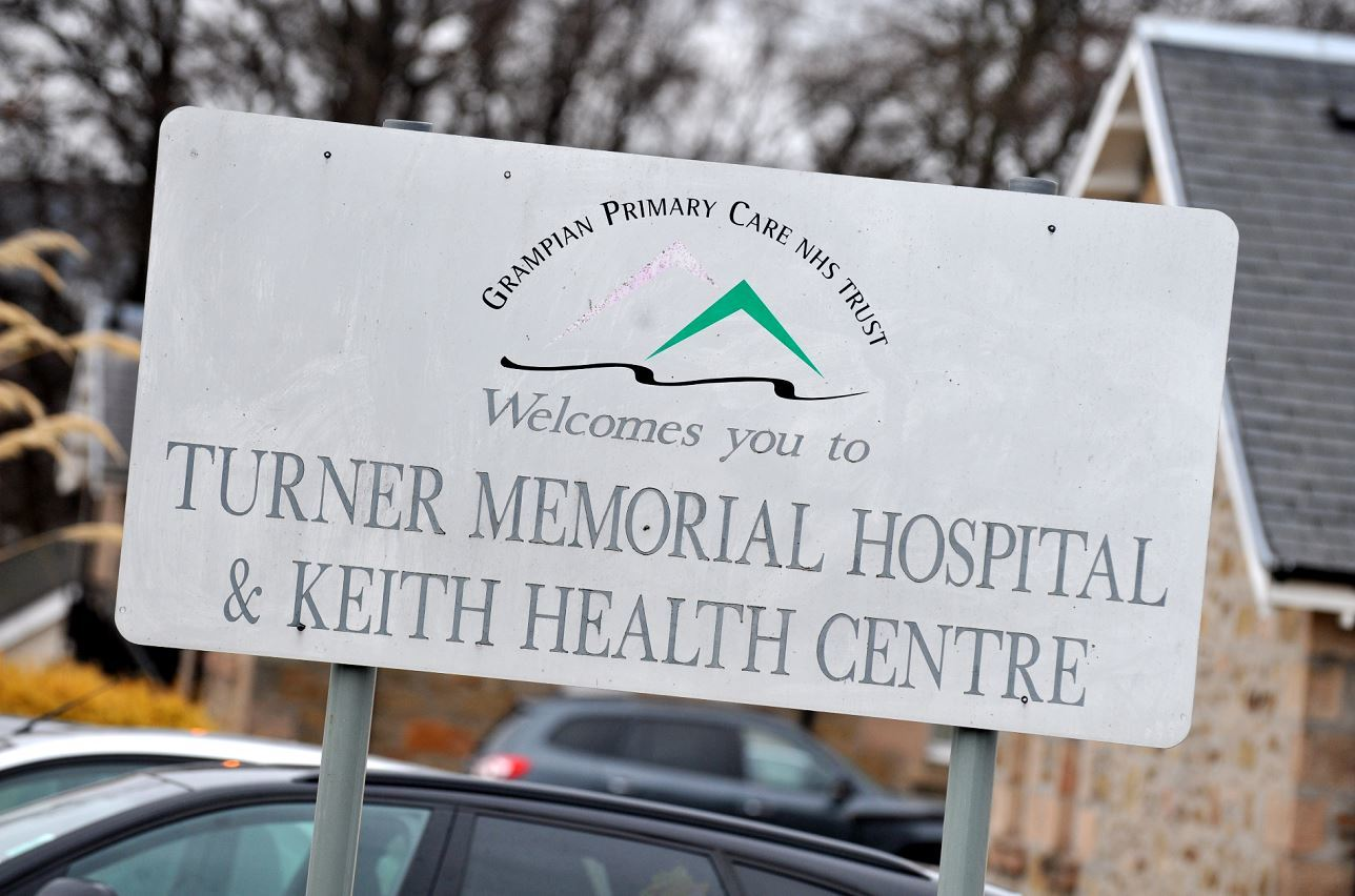 The Keith Health Centre is no longer fit for purpose.