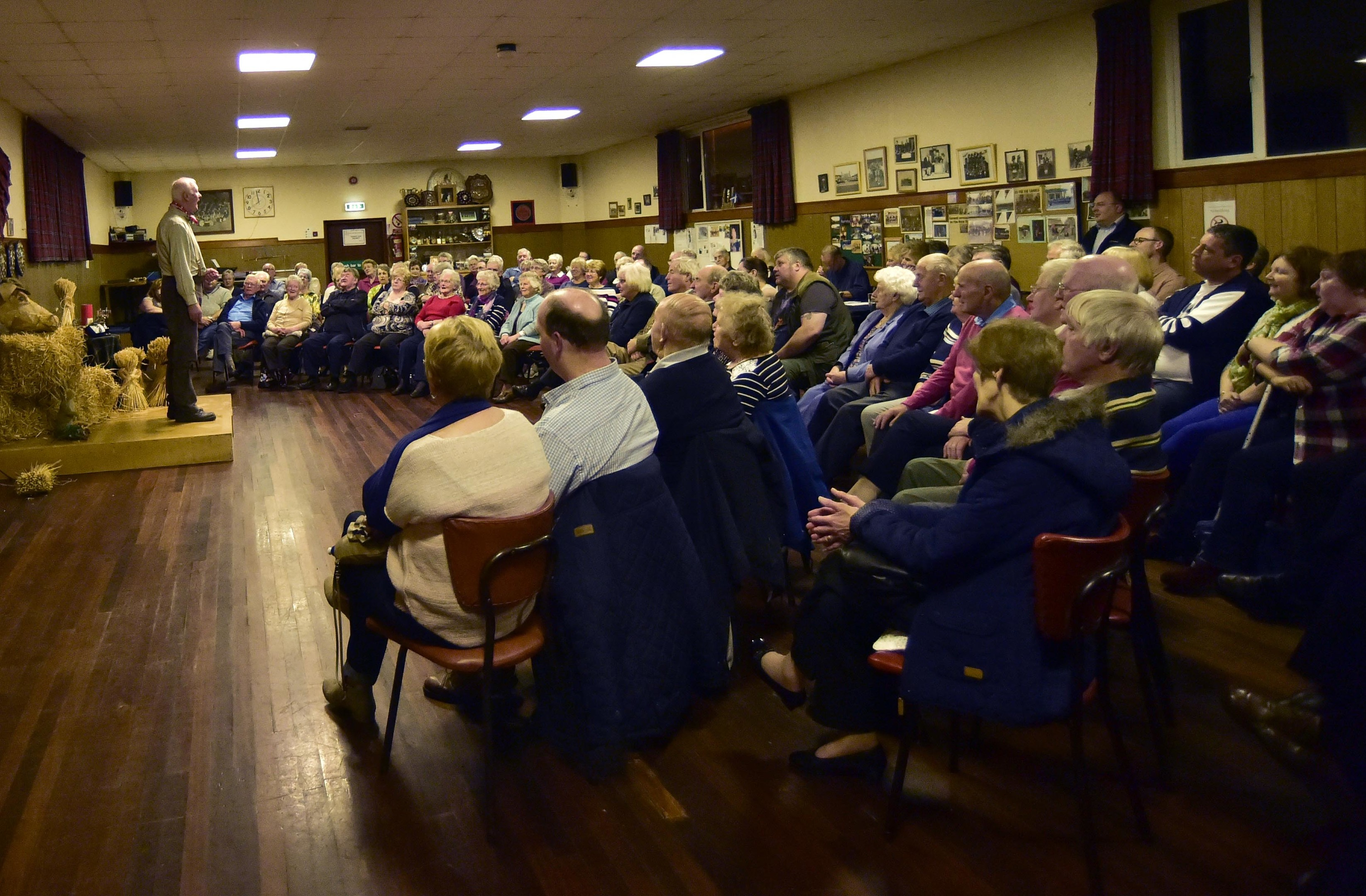 Turriff's Bothy Ballad Competition took place over the weekend.