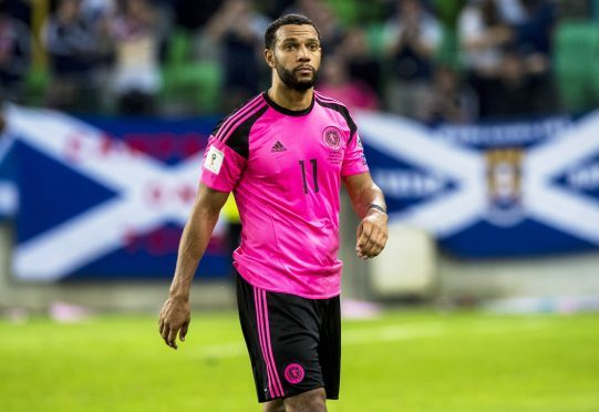 Matt Phillips netted for Scotland.