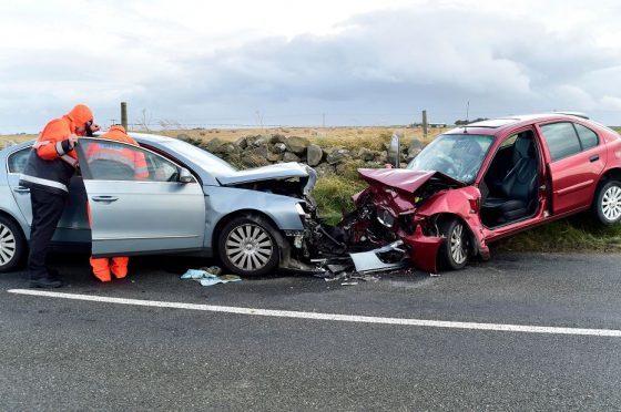 The councillor has made the call after Monday's crash near Sandhaven.