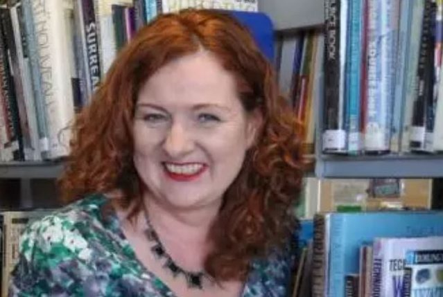 Shelagh Toonen is the librarian at Elgin Academy.
