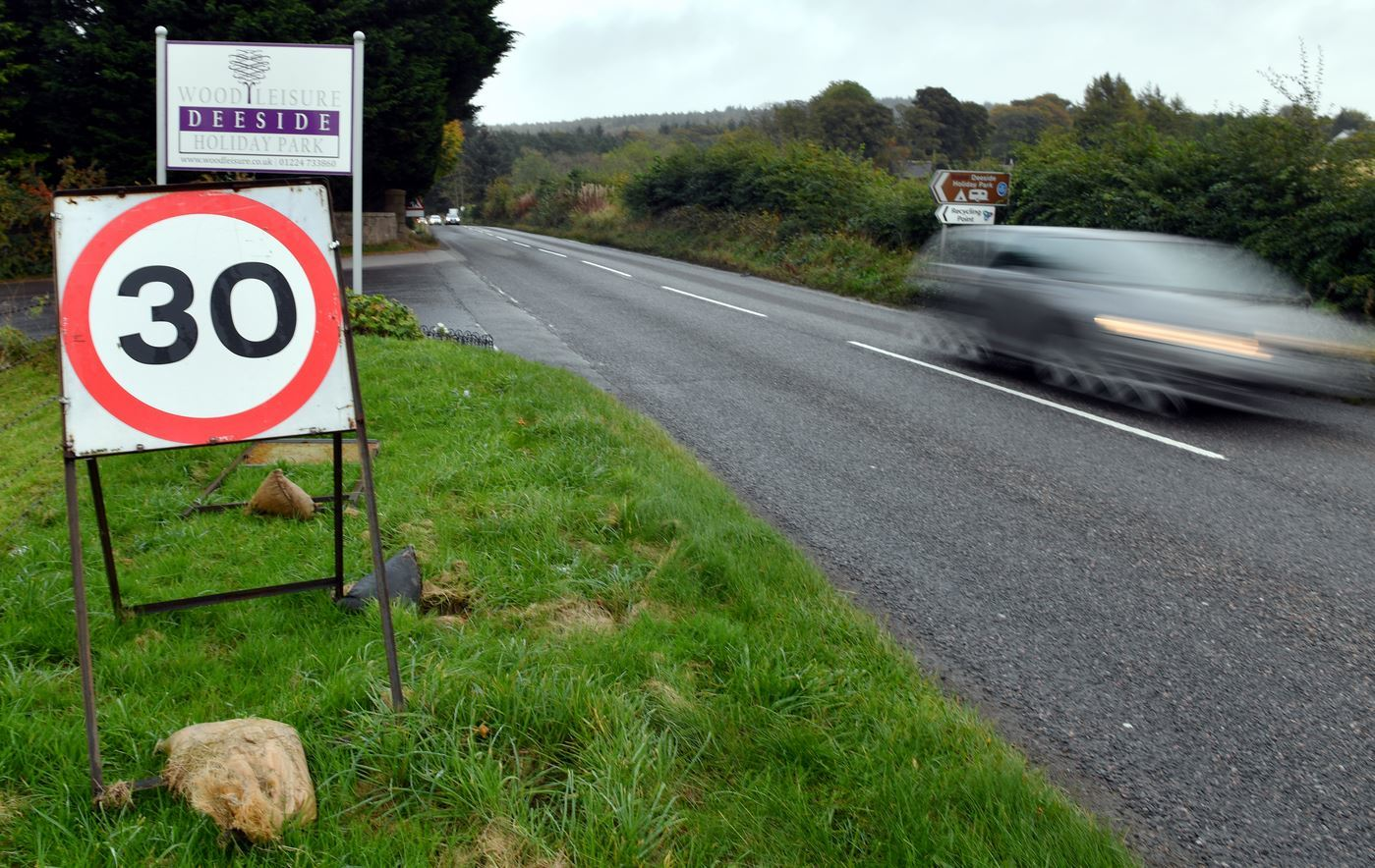 There are growing calls for a temporary speed limit to be put in place permanently. (Picture: Kami Thomson)