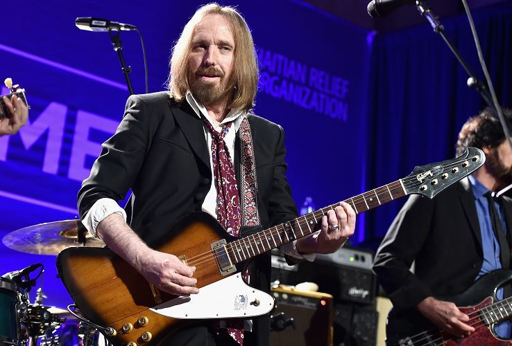 Tom Petty has died aged 66.