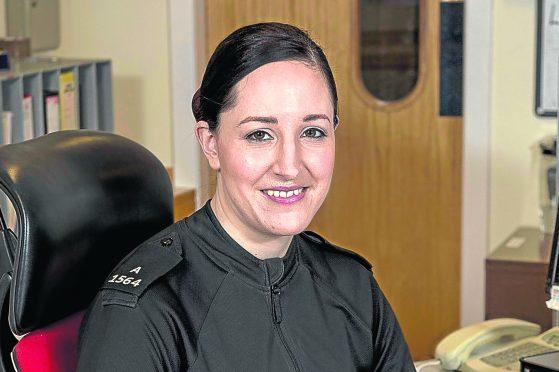 Constable Carolyn Wright