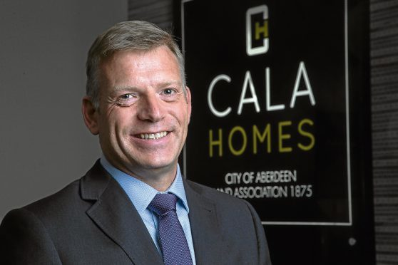 CALA managing director in the north, Mike Naysmith
