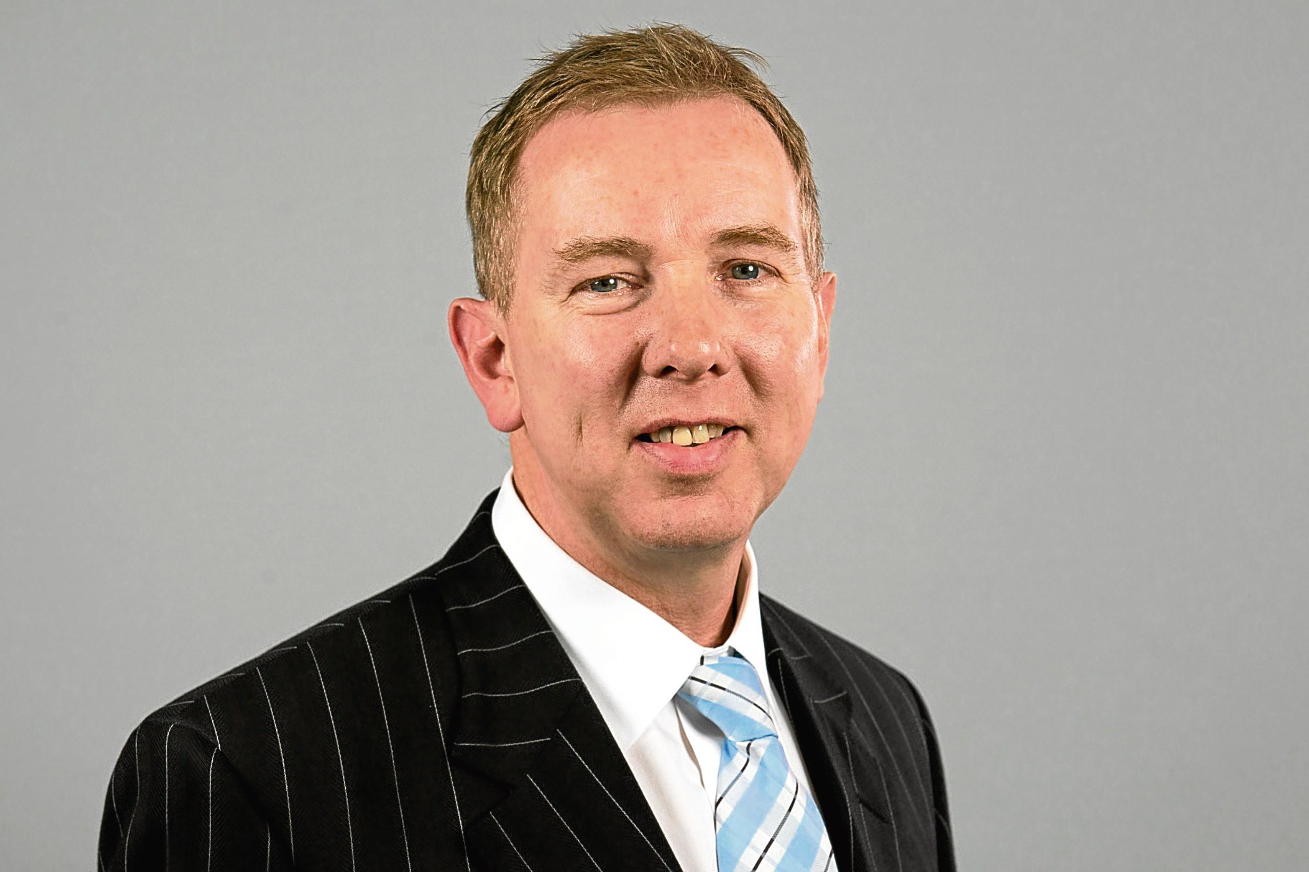 Scotmid chief executive John Brodie