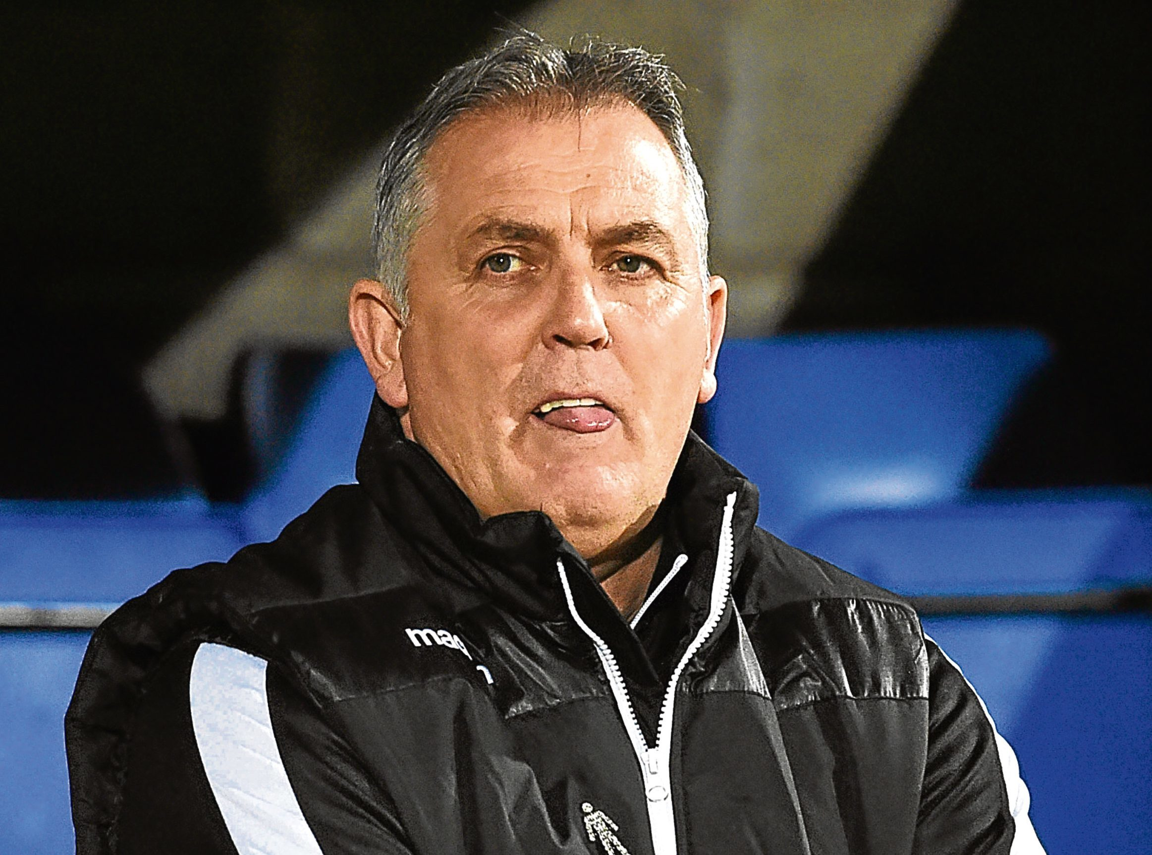 Ross County manager Owen Coyle.