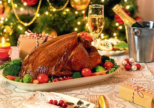 Make the turkey the star of the show