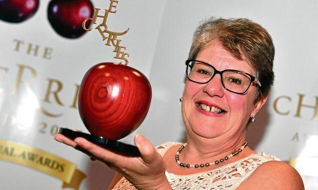 Outstanding HR Director - Winner - Dr Annie Ingram, NHS Grampian.