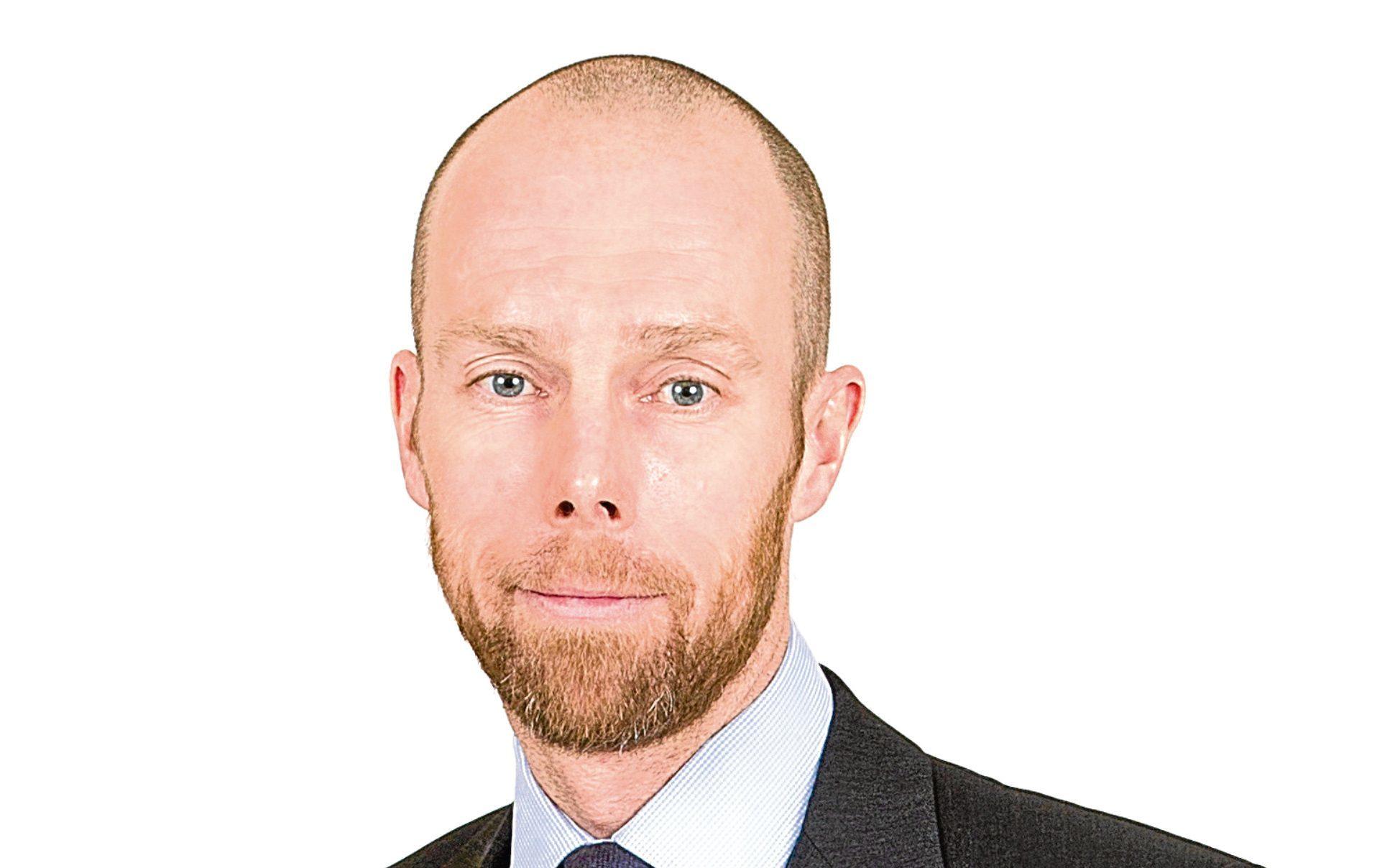 Graham Alexander, Johnston Carmichaels new head of corporate finance