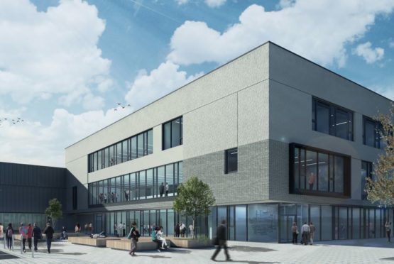 The new school will have a capacity of 800 pupils