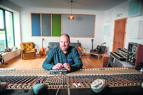 Peter Fletcher. Picture Credit Paul McGinley/HIE