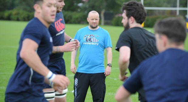Gordonians coach Ryan Morrice is looking forward to  the new season.