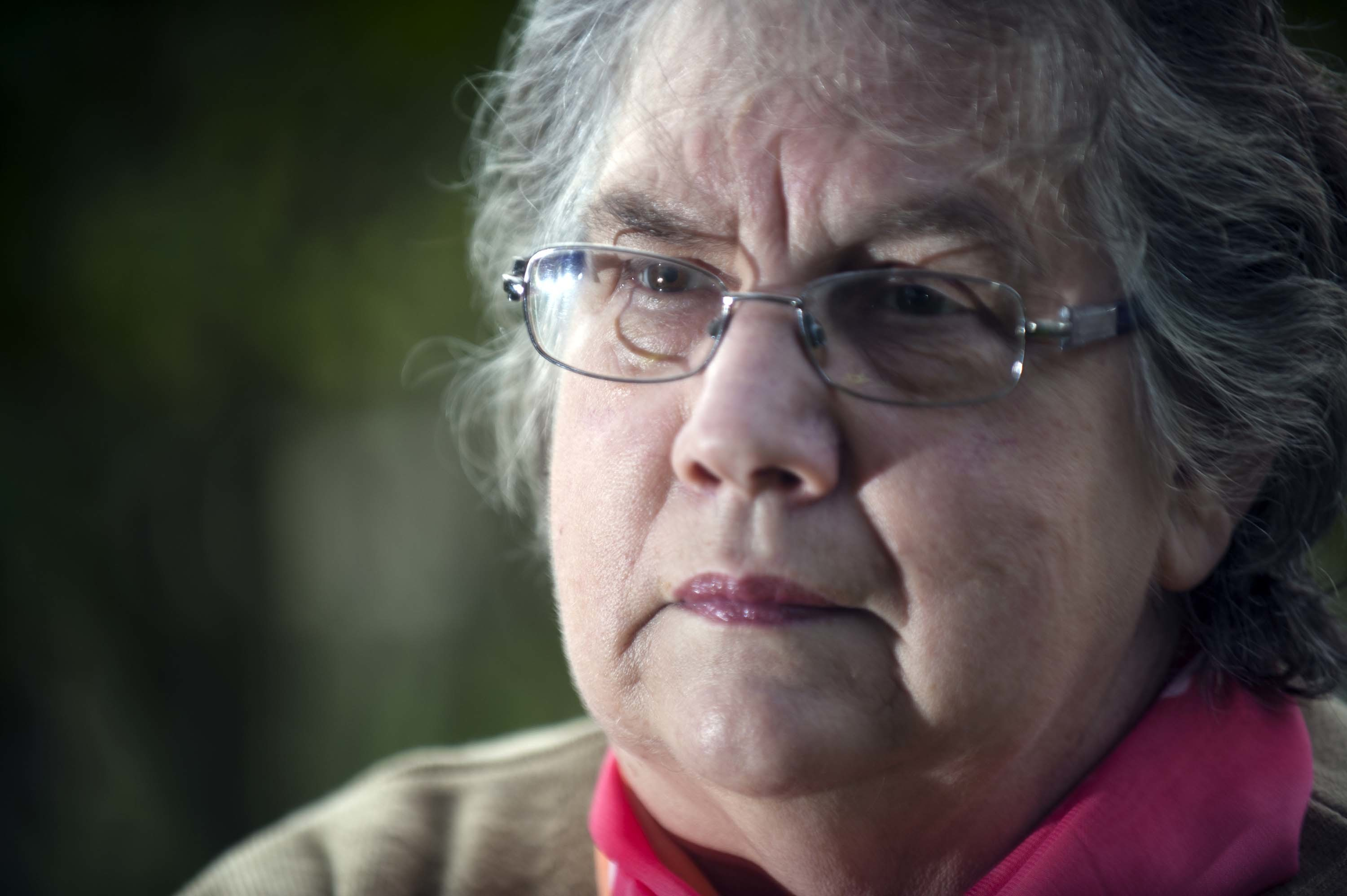 Elizabeth McDonald spent more than 40 years working for the NHS.