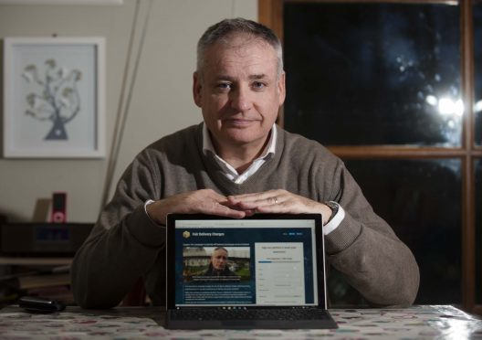 Moray MSP Richard Lochhead's campaign has now been backed by more than 2,000 people