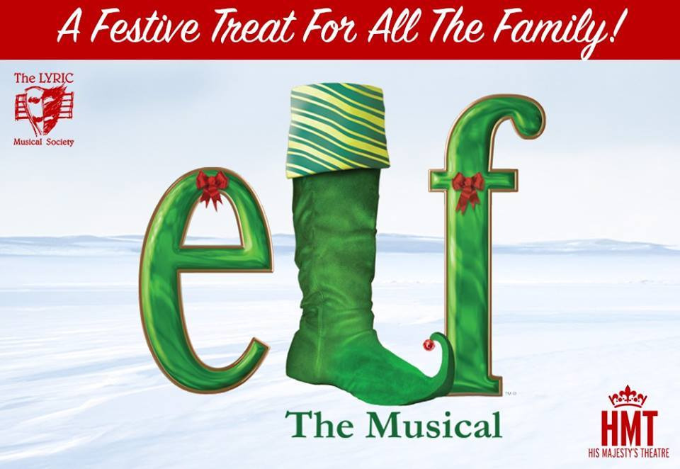 Elf the Musical is heading to Aberdeen!