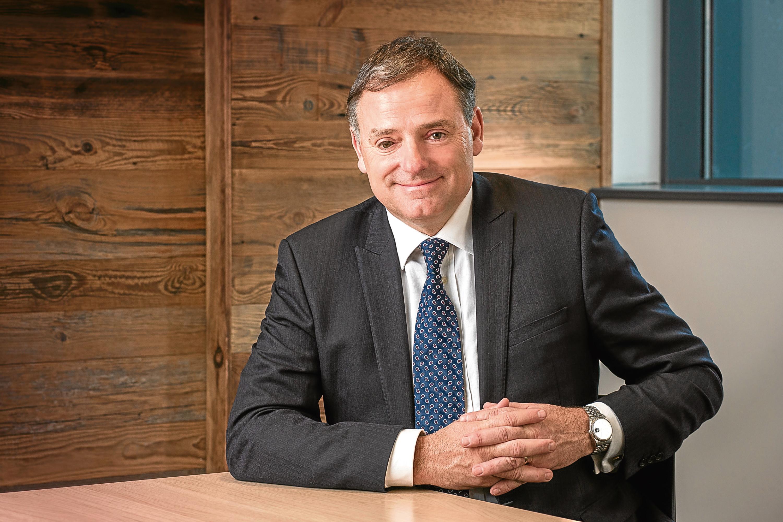Marstons CEO Ralf Findlay