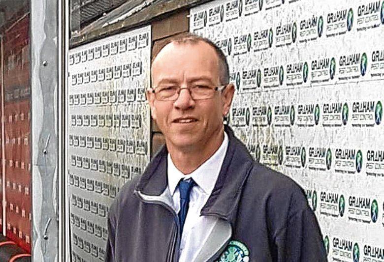 Buckie Thistle stalwart David Findlay