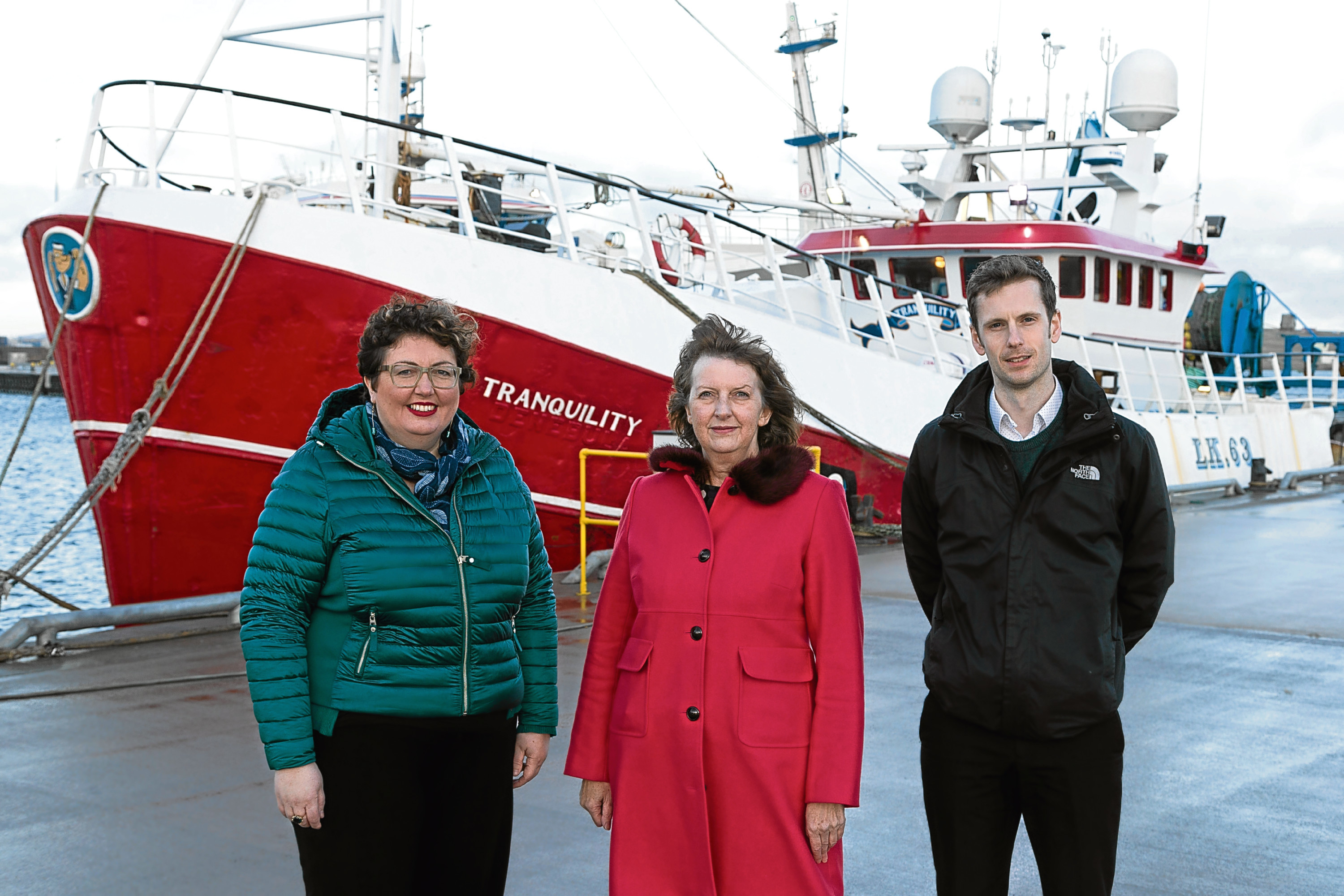 Plans for a new fish market in Lerwick have taken another step forward with Highlands and Islands Enterprise (HIE) approving funding of £586,879 to Lerwick Port Authority (LPA).