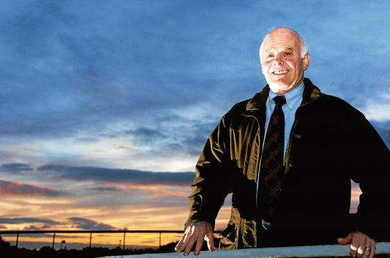 Jimmy Milne, Chairman and Managing Director of the Balmoral Group