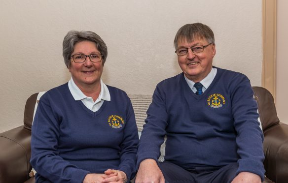 Jennifer and Alan McIntosh will both receive British Empire Medals.