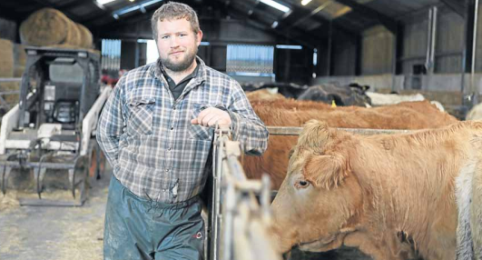 garry Hamilton thinks the government should set up a frst-time buyers' grant for budding young farmers with a decent business plan