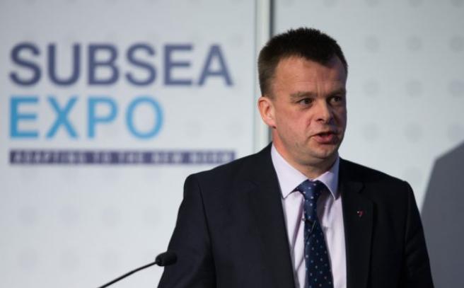 Phil Simons, North Sea & Canada vice president, Subsea 7.