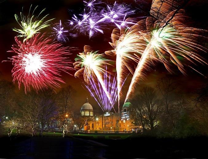 Aberdeen Hogmanay Celebrations