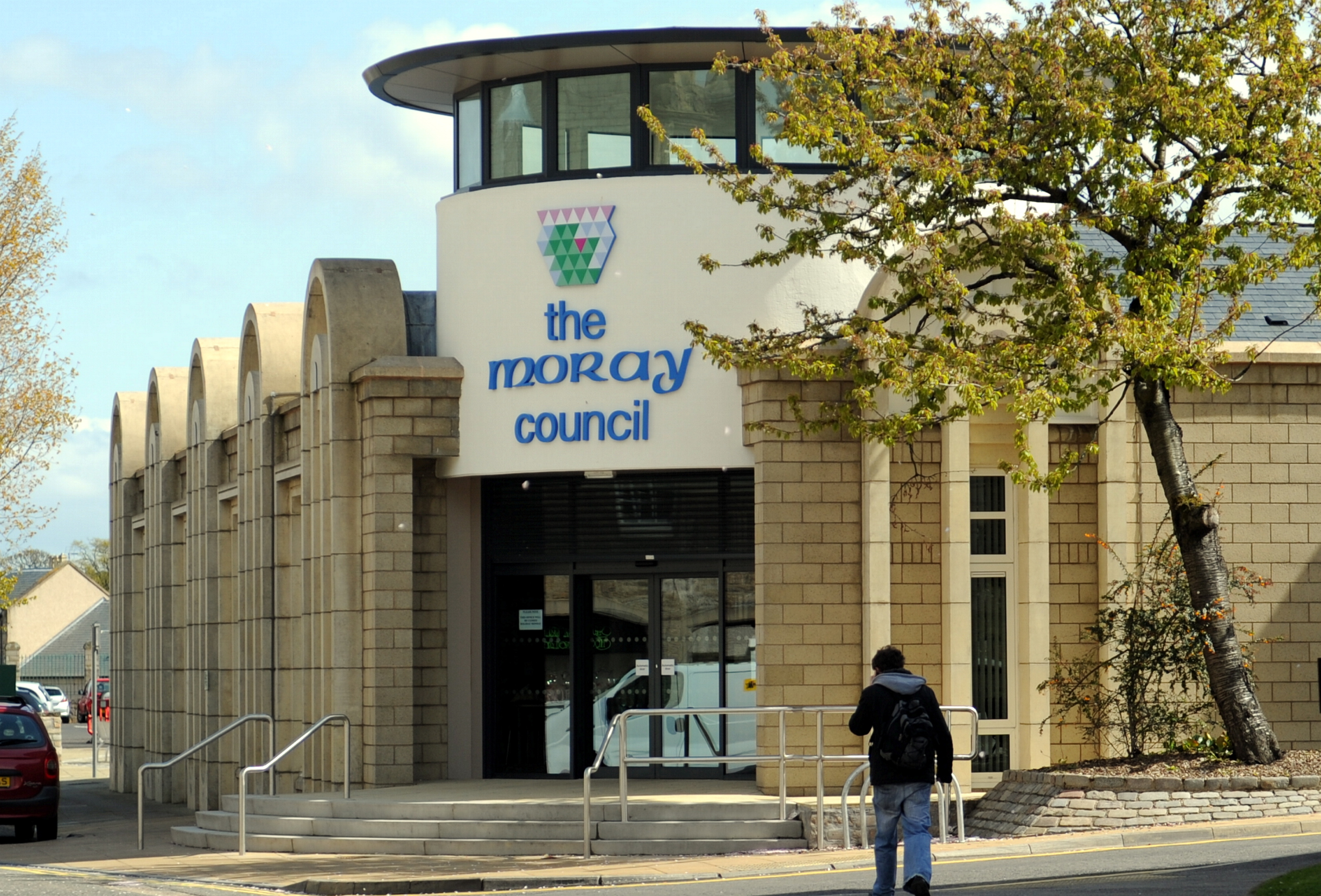 Moray Council needs to save £23million over the next two years or risk bankruptcy.