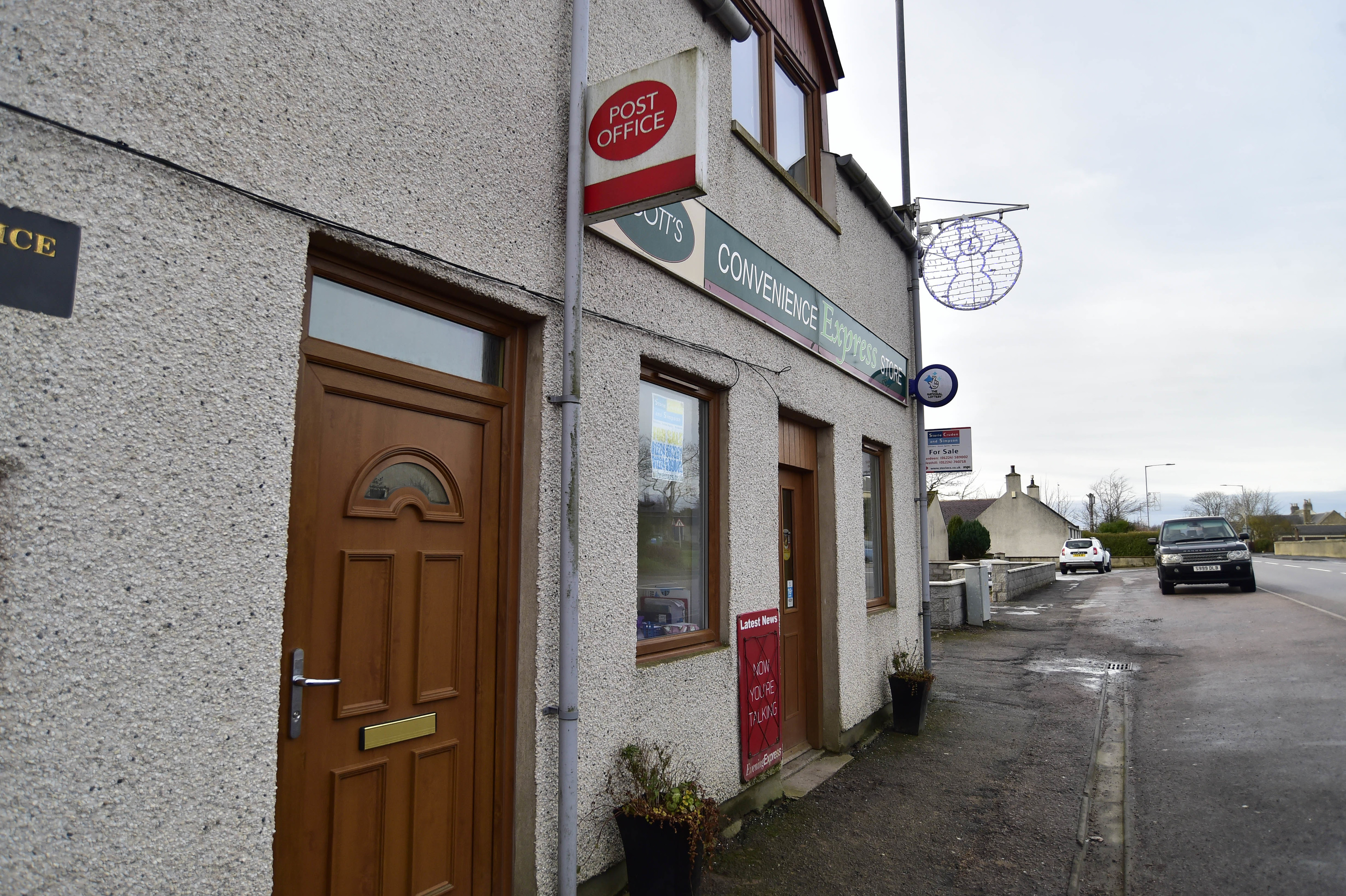 Crimond Post Office