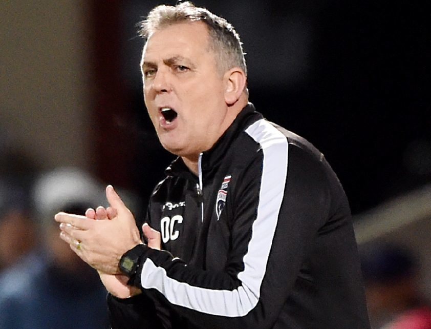Ross County manager Owen Coyle has resigned.