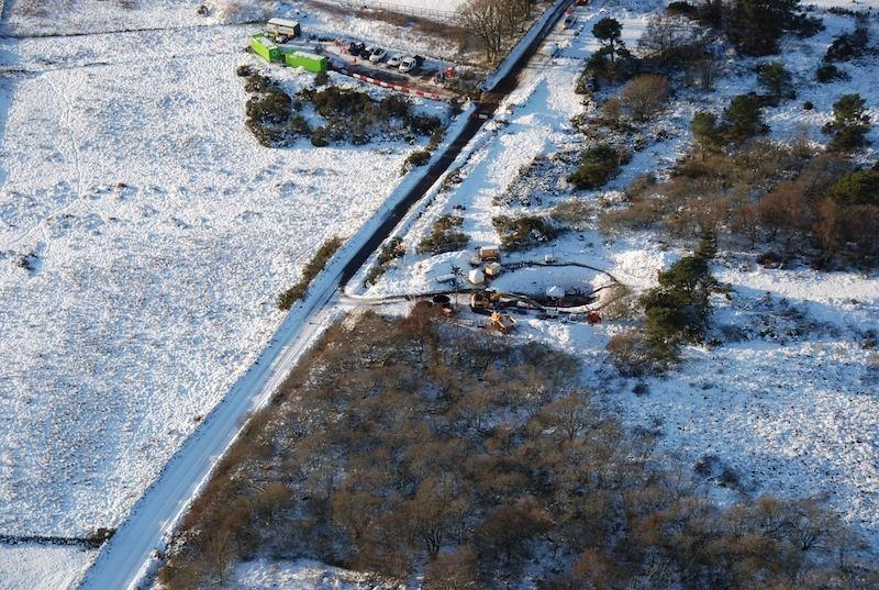 Forties pipeline repairs
