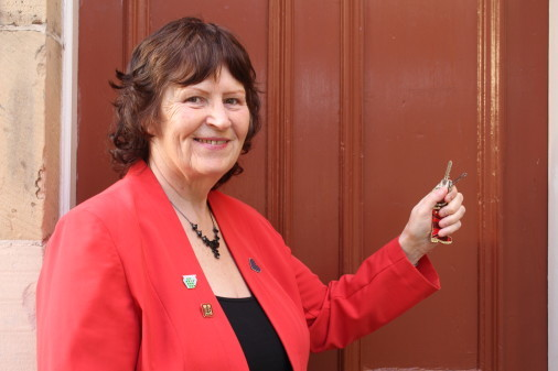 Councillor Lorna Creswell feels the new scheme will give young adults confidence as they prepare for the future.