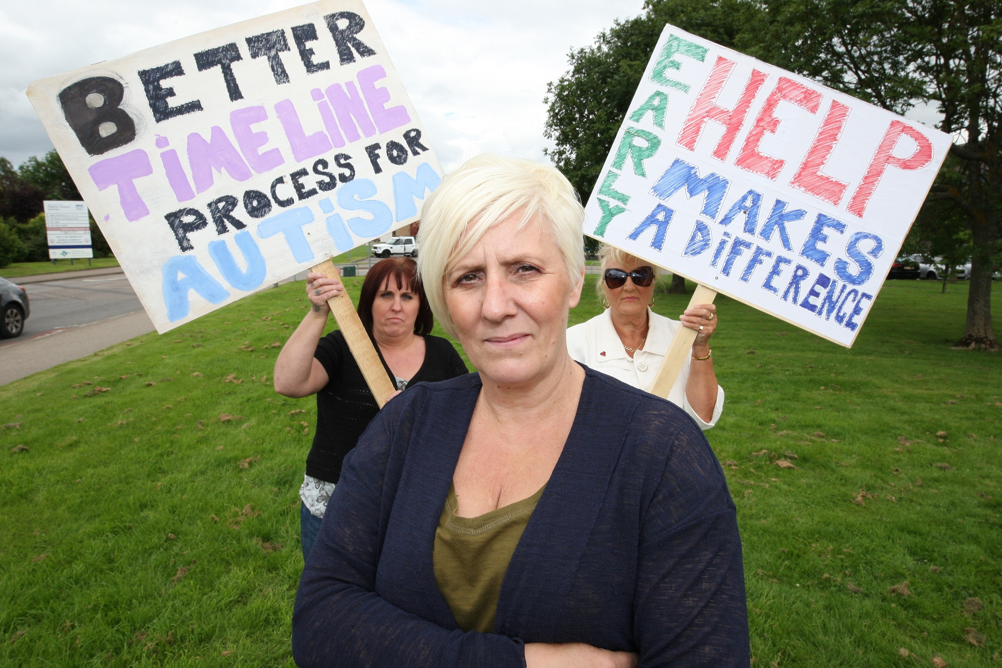 Inverness autism campaigner urges parents to take action over proposed cuts to additional support staff