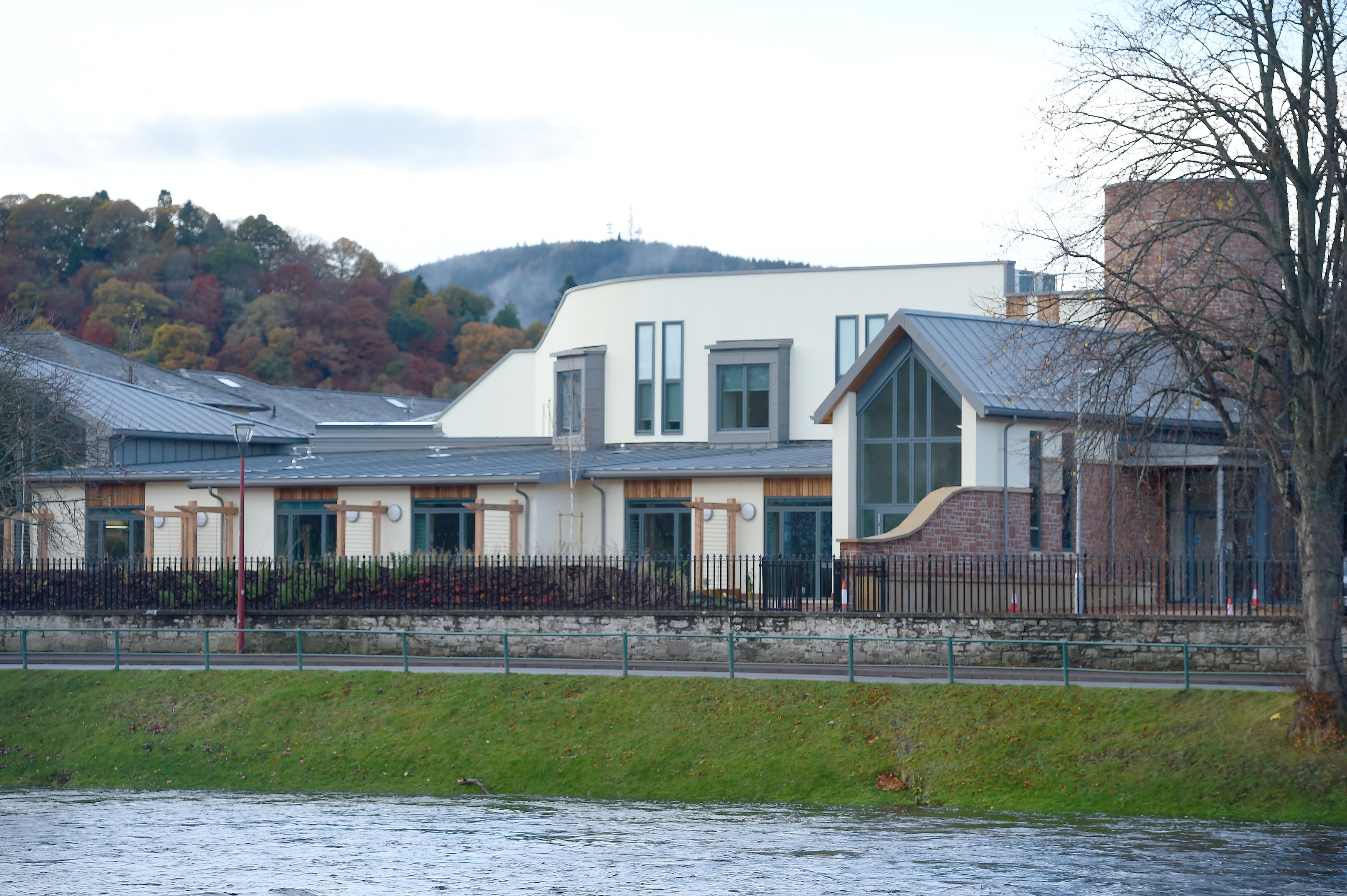 Highland Hospice joins forced with bereaved children servicesThe Highland Hospice in Inverness yesterday (Thursday) received its first patients after a major rebuild and refurbishment.