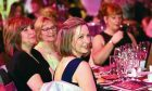 The cHerRies Awards 2017 at the AECC.