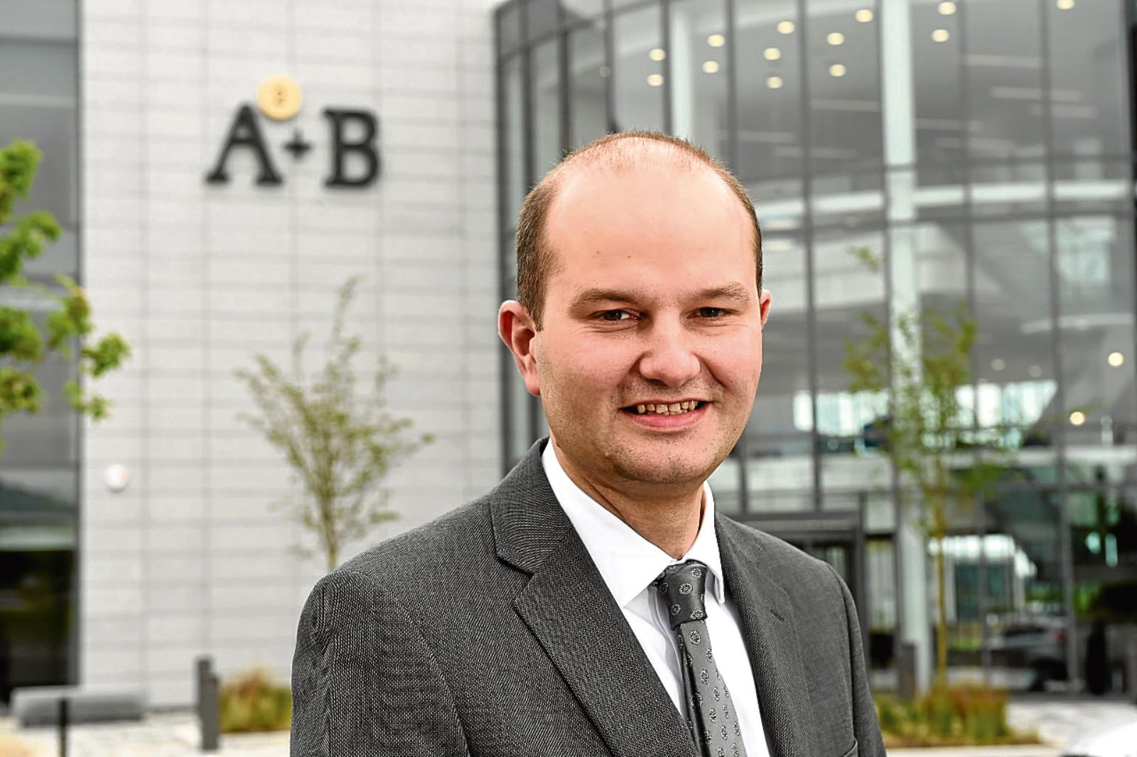 Anderson Anderson & Brown, Head of Corporate Finance Douglas Martin