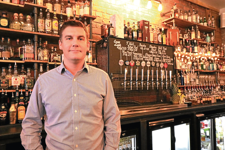 Cru Holdings managing director Scott Murray.