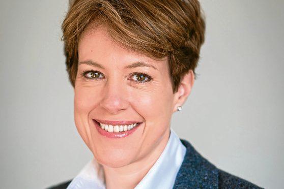 Scotch Whisky Association chief executive Karen Betts.