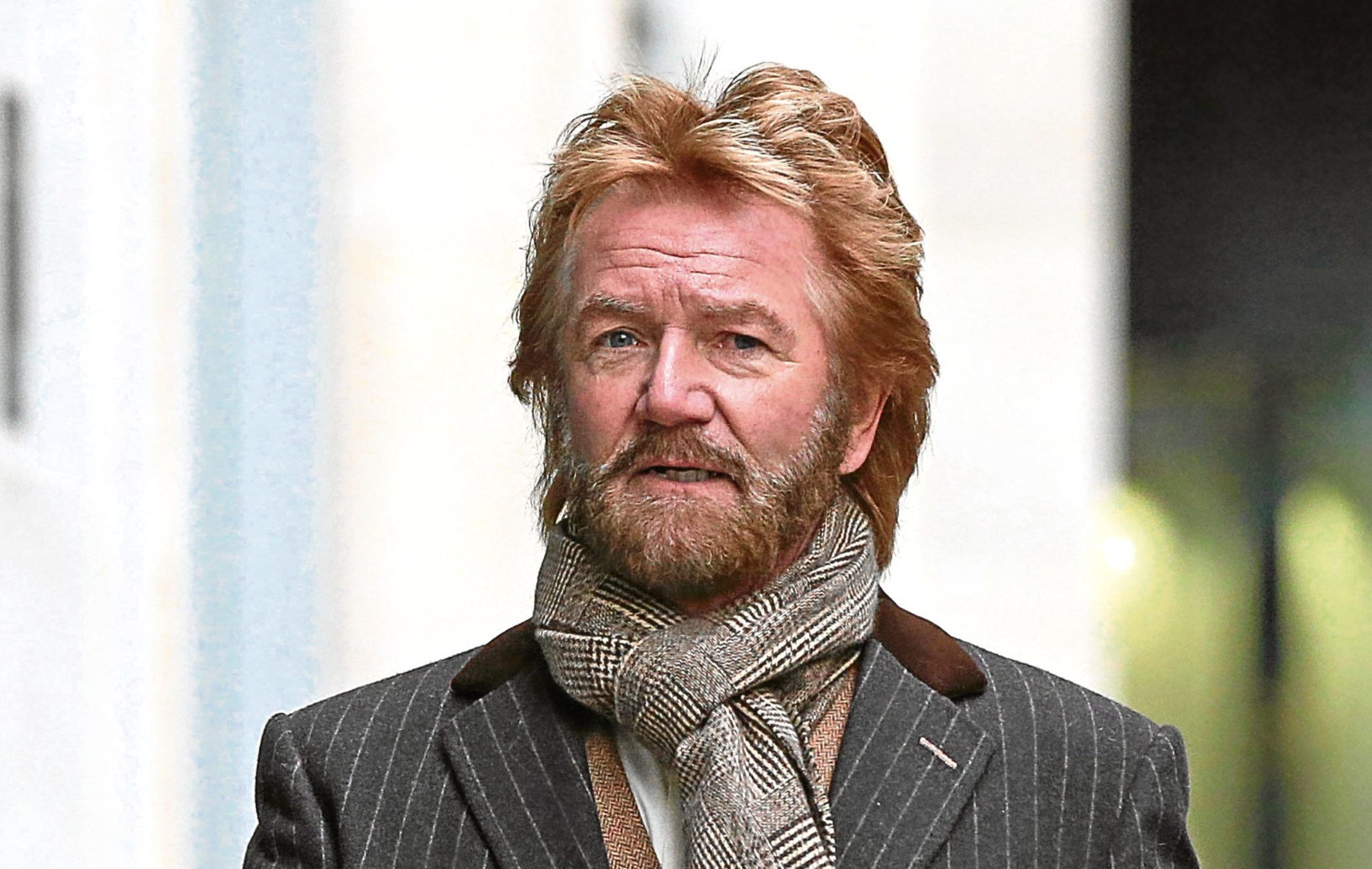 File photo dated 29/11/17 of Noel Edmonds, who has secured litigation funding to pursue Lloyds through the courts as he seeks up to £60 million in compensation from the banking giant. PRESS ASSOCIATION Photo. Issue date: Wednesday January 31, 2018. The former Deal Or No Deal presenter is seeking financial redress from the lender after falling victim to fraud by former staff at HBOS Reading, which Lloyds rescued at the height of the financial crisis. See PA story CITY Edmonds. Photo credit should read: Jonathan Brady/PA Wire