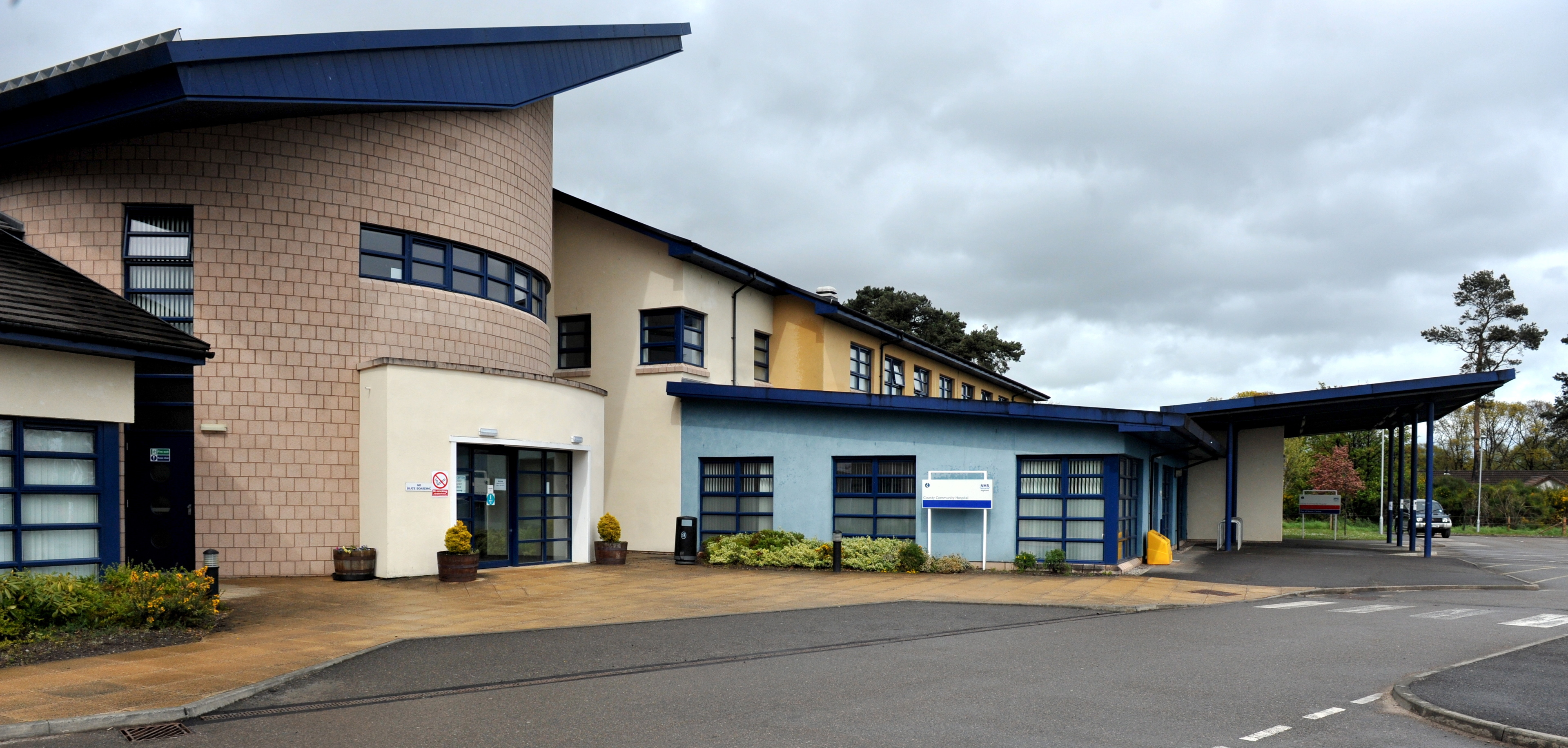 The Minor Injuries Unit at Invergordon Community Hospital will reopen in October 2020 by appointment only
