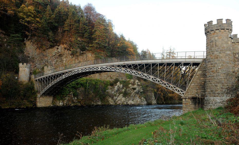 Craigellachie Bridge